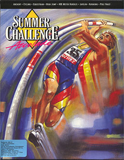 Juego online The Games: Summer Challenge (PC)