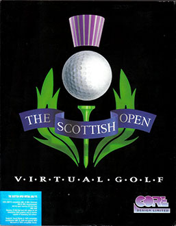 Juego online The Scottish Open: Virtual Golf (PC)