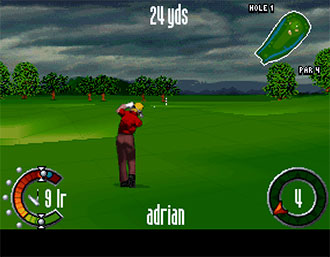 The Scottish Open: Virtual Golf