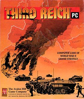 Portada de la descarga de Third Reich