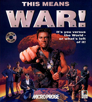 Juego online This Means WAR! (PC)