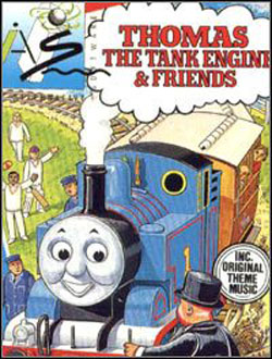 Portada de la descarga de Thomas The Tank Engine