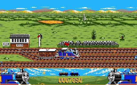 Pantallazo del juego online Thomas The Tank Engine (PC)