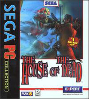 Portada de la descarga de The House of the Dead