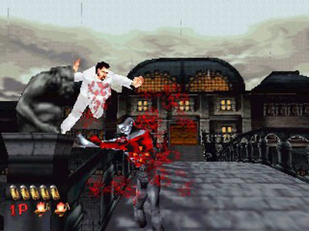 Imagen de la descarga de The House of the Dead
