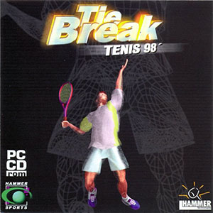 Portada de la descarga de Tie Break Tennis 98