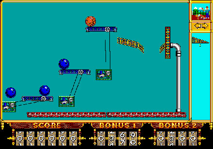 Imagen de la descarga de The Incredible Machine
