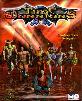 Carátula del juego Time Warriors (PC)