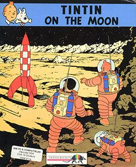 Juego online Tintin on the Moon (PC)