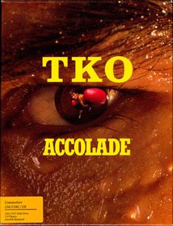 Carátula del juego TKO (PC)