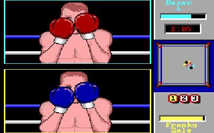 Pantallazo del juego online TKO (PC)