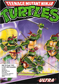 Juego online Teenage Mutant Ninja Turtles (PC)