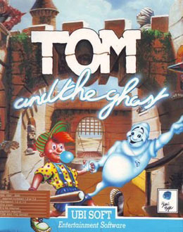 Carátula del juego Tom and the Ghost (PC)