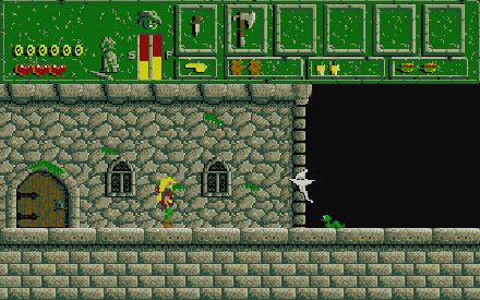 Pantallazo del juego online Tom and the Ghost (PC)