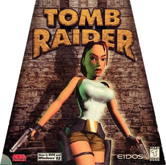Carátula del juego Tomb Raider (PC)