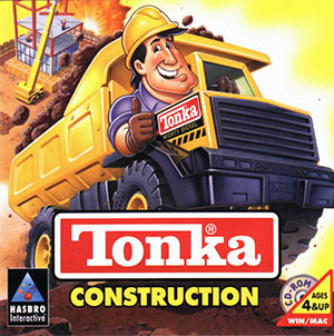 Juego online Tonka Construction (PC)