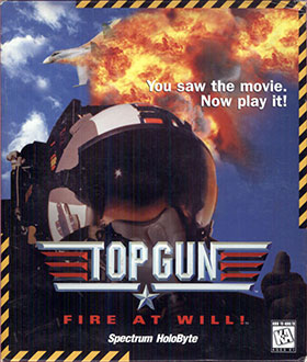 Juego online Top Gun: Fire at Will! (PC)