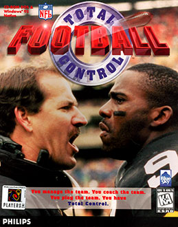 Juego online Total Control Football (PC)