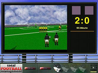 Imagen de la descarga de Total Football Management
