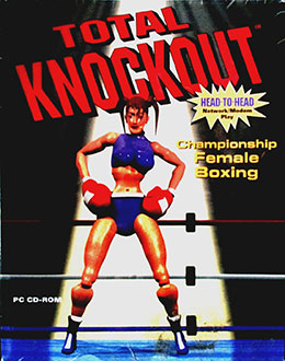 Juego online Total Knockout Championship Female Boxing (PC)