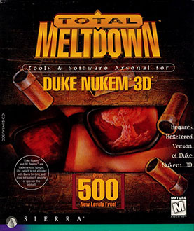 Juego online Total Meltdown: Tools & Software Arsenal for Duke Nukem 3D (PC)