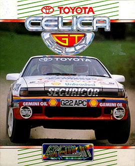 Portada de la descarga de Toyota Celica GT Rally