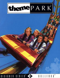 Carátula del juego Theme Park (PC)