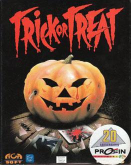 Carátula del juego Trick or Treat (PC)