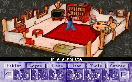 Pantallazo del juego online Trick or Treat (PC)