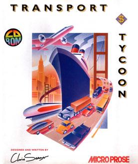 Carátula del juego Transport Tycoon (PC)