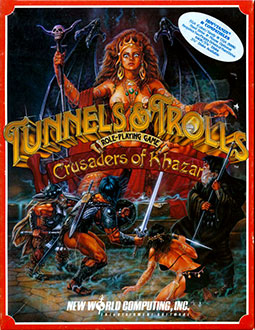 Juego online Tunnels & Trolls: Crusaders of Khazan (PC)
