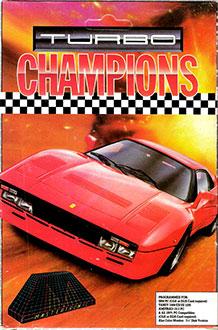 Portada de la descarga de Turbo Champions