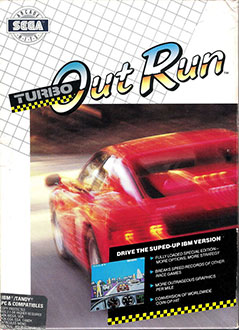 Juego online Turbo Out Run (PC)