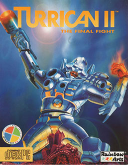 Juego online Turrican II (PC)