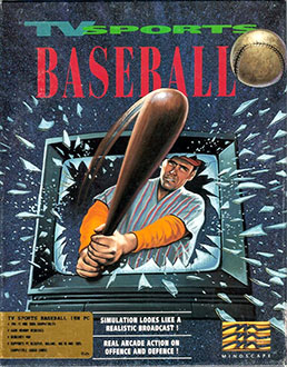 Portada de la descarga de TV Sports Baseball