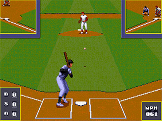 Imagen de la descarga de TV Sports Baseball