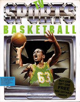Carátula del juego TV Sports Basketball (PC)