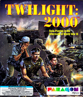 Portada de la descarga de Twilight 2000