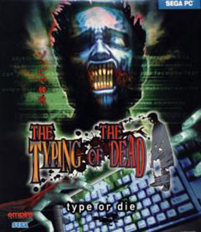 Portada de la descarga de The Typing of the Dead