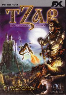 Portada de la descarga de TZAR: El poder de la Corona