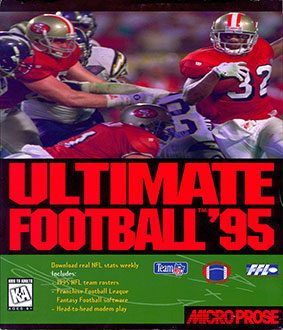 Juego online Ultimate Football '95 (PC)
