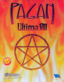 Carátula del juego Ultima VIII Pagan (PC)