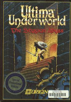 Portada de la descarga de Ultima Underworld: The Stygian Abyss