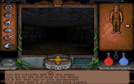 Imagen de la descarga de Ultima Underworld: The Stygian Abyss