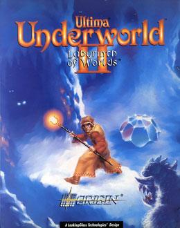 Portada de la descarga de Ultima Underworld II – Labyrinth Of Worlds