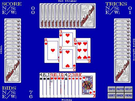 Pantallazo del juego online Ultimate Cards (PC)