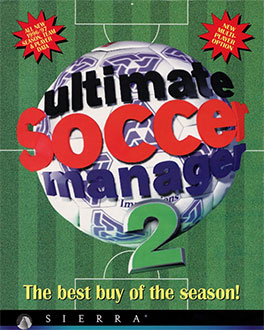Portada de la descarga de Ultimate Soccer Manager 2