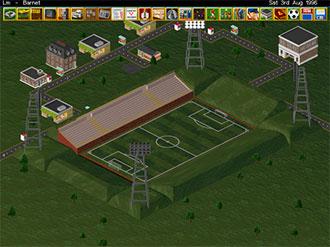 Imagen de la descarga de Ultimate Soccer Manager 2