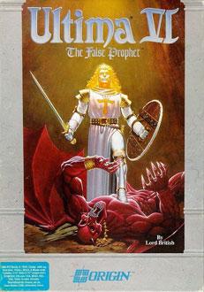Portada de la descarga de Ultima VI: The False Prophet