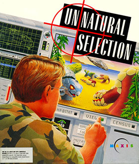 Portada de la descarga de UnNatural Selection